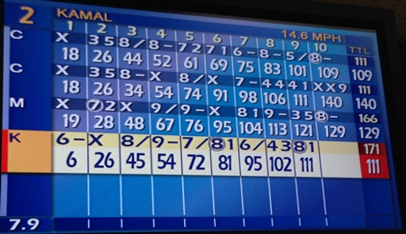 Score: Game 2