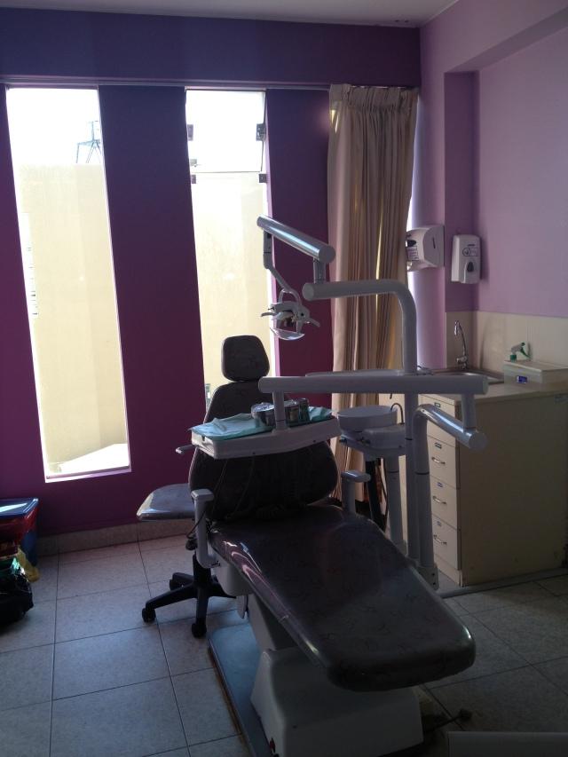The dental clinic