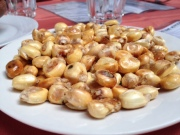 Toasted chulpe corn (Cancha Serrana)